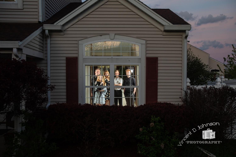 Ed & Cristine, with children Gabi (16), Zach (19) and Ryan (26).